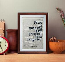 Frida Kahlo  quote dictionary page art print  reading gift quotes