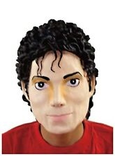 Michael Jackson Rubber Head Costume Party Mask