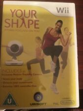 Your Shape, Nintendo wii, (Does Not Include Camera)