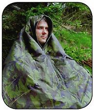 Jerven Bag - King Size - Forest Camouflage Pattern