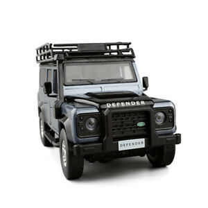 New 1:32 Land Rover Defender SUV Diecast Model Car Toy Collection Sound&Light