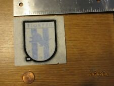 """Detroit Lions 2 1/2"""" Lextra Patch Iron On Football"""