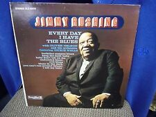 Jimmy Rushing Every Day I Have The Blues LP Bluesway Records EX