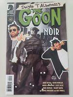 GOON: NOIR #2 (2006) DARK HORSE COMICS AUTOGRAPHED by ERIC POWELL! COA!
