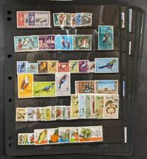 EDW1949SELL : UGANDA Nice, ALL DIFFERENT collection in PERFECT SCOTT CAT ORDER