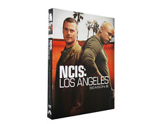 NCIS Los Angeles Season 8(DVD, 2017,6-Disc Set) Free shipping
