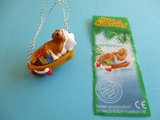 Ü-Eier, Adventkalender 2004, Bäriger Winterschlaf. Mit BPZ!