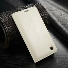 Luxury Leather Flip Card Holder Wallet Cover Case For Samsung Galaxy S5/S5 Neo