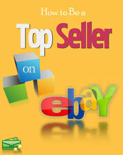 How To Become a Top Seller on eBay ebook 3 FREE BONUS eBooks Free Shipping