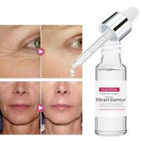 Argireline Collagen Peptides Face Serum Cream Anti-Aging Wrinkle Whitening aa