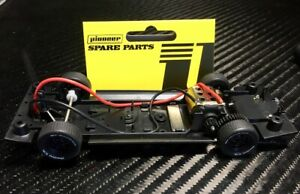 Pioneer CH200066 Analog RTR Chassis Charger 1/32 Slot Car