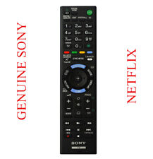 GENUINE SONY TV REMOTE CONTROL REPLACE RMGD007W RM-GD007 KDL46WE5