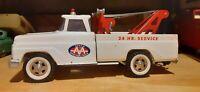 Vintage Tonka Wrecker  #518 AA Tow Truck