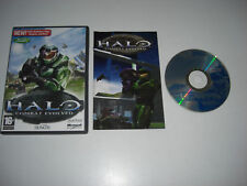 HALO 1 COMBAT EVOLVED Pc Cd Rom FPS  FAST POST