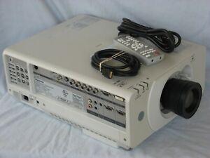 Panasonic PT DZ570 Projector (  Lowest price start  ( Bidding only )