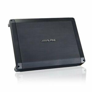 Alpine BBX-F1200 600 Watt 4/3/2 Channel Amplifier Car Stereo Amp Class-A/B 2-ohm