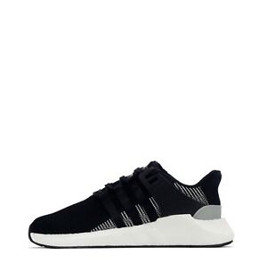 adidas Originals EQT Support 93/17 Men's Shoes in Black/White