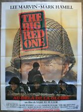 THE BIG RED ONE Affiche Cinéma / Movie Poster 160x120 LEE MARVIN MARK HAMILL