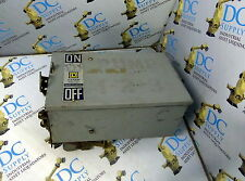 SQUARE D PQ-3606G SER 1 60A I-LINE BUSWAY SWITCH'