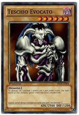 Teschio Evocato - Summoned Skull YU-GI-OH! YSYR-IT004 Ita COMMON 1 Ed.