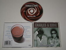 CHARLES & EDDIE/CHOCOLATE MILK (CAPITOL 32874) CD ALBUM