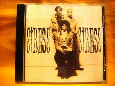 CD STRESS Stress 10TR 1991 soft rock alt pop