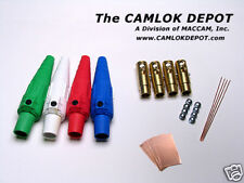 Cooper Camlok 2/0 - 4/0 FEMALE Single Phase Kit