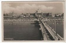 More details for scheveningen - real photo postcard c1930 / holland
