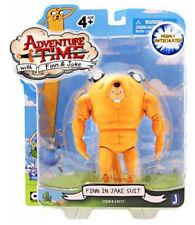 ADVENTURE Time-finn 12.5cm nella figura Jake Suit