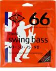 12-Pack Rotosound RS66S Swing Bass 66 Stainless Steel Roundwoun... Value Bundl for sale