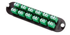 Corning Adapter Plate 24 Fiber Lc Apc Single Mode Duplex - Cch-Cp24-B3.