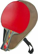 New ArtTeam Table Tennis Paddle: Ping Pong Racket with Case