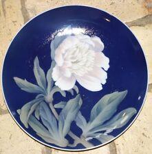 Weiße Blume ROYAL COPENHAGEN Kopenhagen Nr. 1482/1125 dänisch Teller Wandteller
