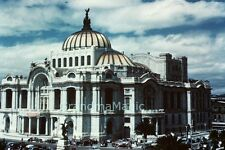 9 Kodachrome Photo 35mm Gold Border Slides Taxco de Alarcón 1950s Santa Prisca