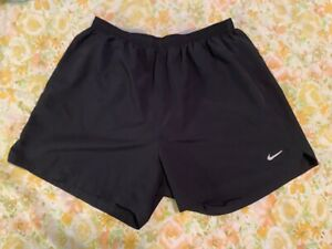 Nike Dri fit running shorts large