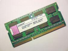 2GB DDR3-1066 PC3-8500 1066Mhz Kingston TSB1066D3S7DR8/2G LAPTOP RAM MEMORY