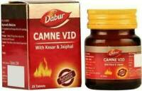 Dabur Camne Vid - earlier it was Kamini Vidravan Ras 25 Tab Herbal