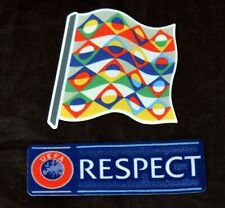 Official Nations League Patch/Badge Football Shirt Player Size Portugal respect