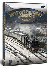 BRJ WEST COAST OF SCOTLAND - DVD - REGION 2 UK