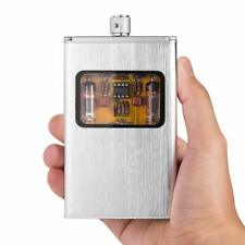 Portable Vacuum Tube Headphone Amplifier HiFi Stereo Audio Amp+Built-in Battery