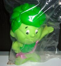 """GREEN GIANT LITTLE SPROUT PASTA ACCENTS 6"""" VINYL TOY FIGURE"""