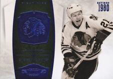 10-11 Dominion Stan Mikita /10 SAPPHIRE Blue Parallel Blackhawks 2010