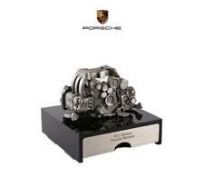 Porsche Museum 911 997 Carrera Flat 6 Engine Display Model Billet Paperweight