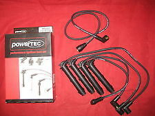 Rover 200, 400, Metro (1989 on) *New* HT Ignition Lead Set Powertec PT200