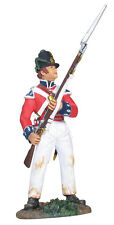 W. Britain Napoleonic 17608, British Coldstream Guard At Port Arms #1- NO BOX