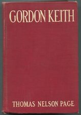Thomas Nelson PAGE / Gordon Keith 1910