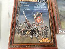 Games Workshop Warhammer Fantasy EMPIRE GREATSWORDS COMMAND