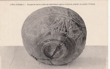 PRO ALESIA coupe en terre culte de fabrication gallo-romaine