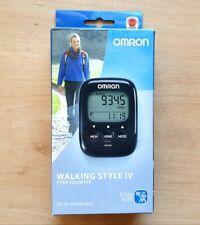 Omron Walking Style IV HJ-325-EBK