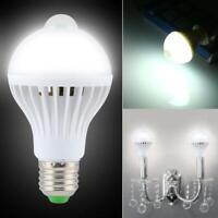 9W E27 Smart Lampe PIR Bewegungssensor Lampe LED Birne Glühbirne Bewegungsmelder